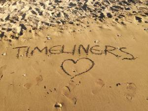 timeliners, love, sand